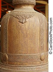 monastic bell made from the brass material 1