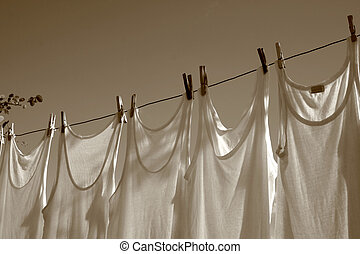 Monday - Laundry day - Laundry day