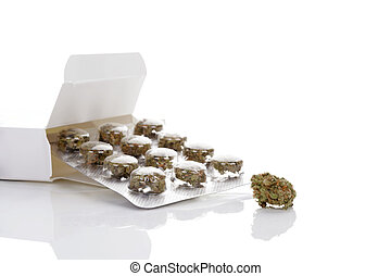 monde médical, cannabis.