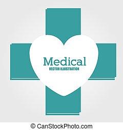 monde médical, conception