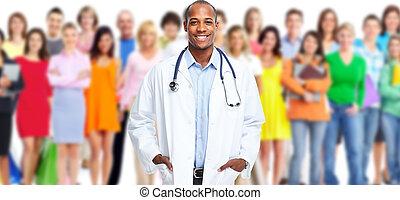 monde médical, docteur.