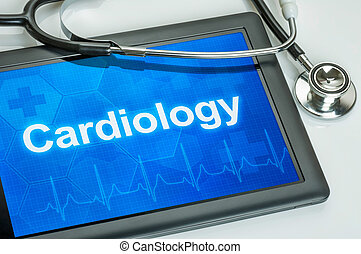 monde médical, exposer, spécialité, tablette, cardiologie