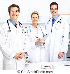 monde médical, médecins