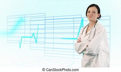 monde médical, métrage