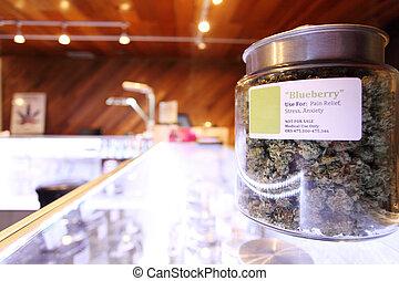 monde médical, marijuana