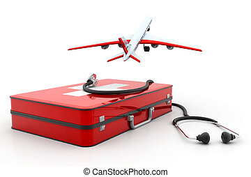 monde médical, tourisme