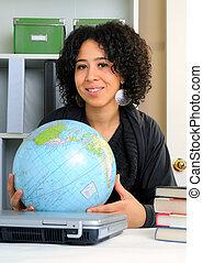 mondiale, étudiant