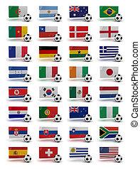 mondiale, 2010, tasse