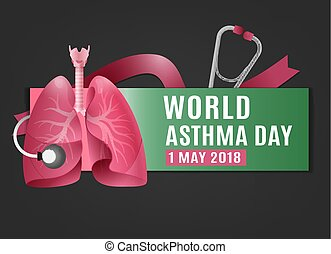 mondiale, asthme, jour