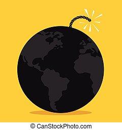 mondiale, bombe