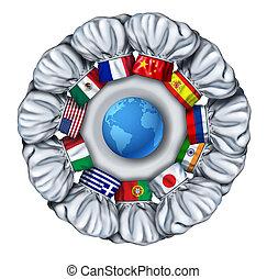 mondiale, cuisine