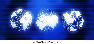 mondiale, incandescent, carte