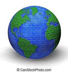 mondiale, numérique