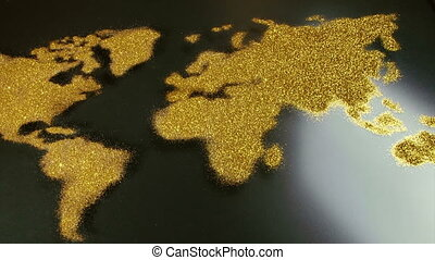 mondiale, or