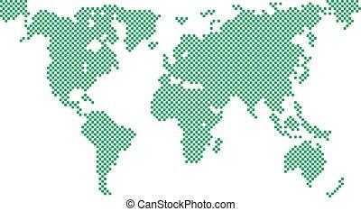 mondiale, plan vert
