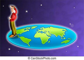 mondiale, plat