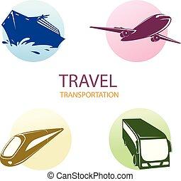 mondiale, tour, voyage