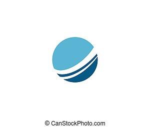 mondo, filo, logotipo
