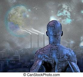 mondo industriale, futuro