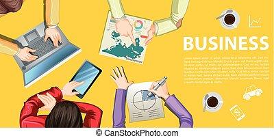 mondo, infographic, affari