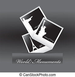 mondo, monumenti