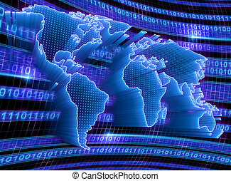 mondo, tecnologia