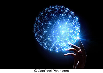 mondo, tecnologie, Connettere