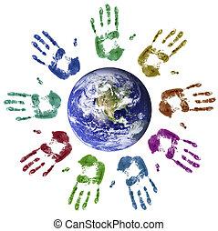 mondo, unità
