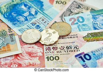 moneda, yuan, chino, dinero