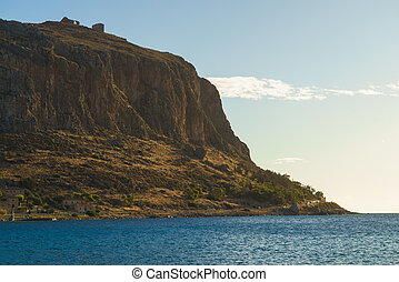 Monemvasia island, Greece