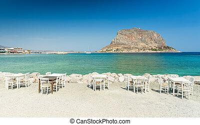 Monemvasia Island - Laconia, Greece