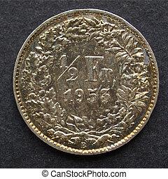 moneta svizzera