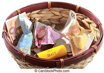Monetary donation