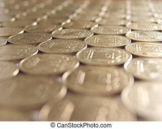 monete, 12
