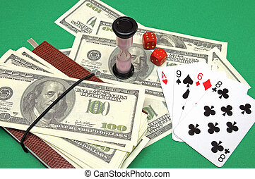 Money and cards