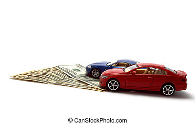 money and cars - the movement