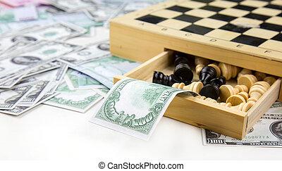 Money and Chess