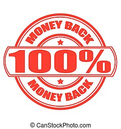 money back stamp