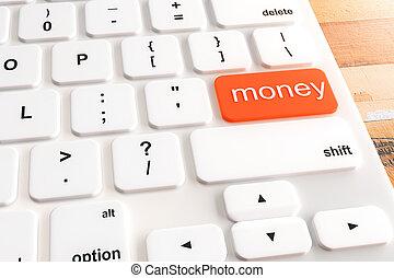 Money button