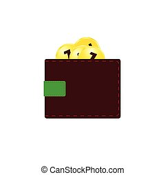 money color vector illustration
