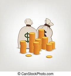 Money composition