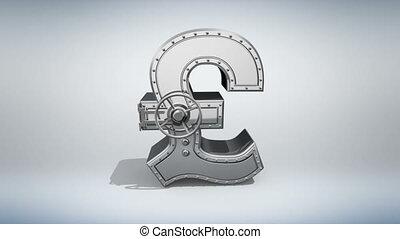 Money concept 3D