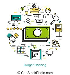 Money Control and Budget Planning