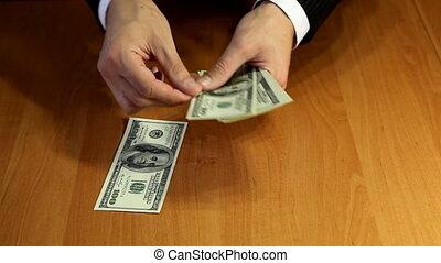 money - Man finds money