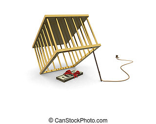 Money golden trap - The concept of golden handcuffs, easy...