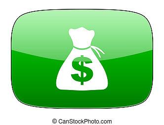 money green icon
