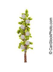 money growing on tree - small miniature tree growing silver...