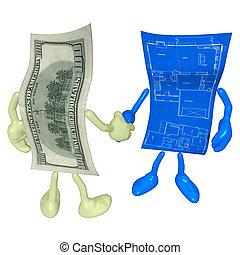 Money Home Construction Blueprint H - A Concept And...