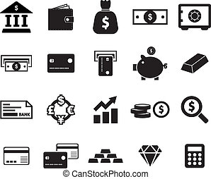 Money Icon set for your design