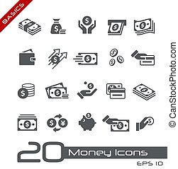 Money Icons // Basics